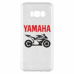 Чохол для Samsung S8 Yamaha Bike