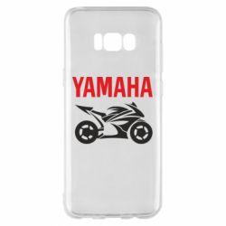 Чохол для Samsung S8+ Yamaha Bike
