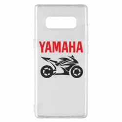 Чехол для Samsung Note 8 Yamaha Bike