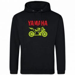 Мужская толстовка Yamaha Bike - FatLine