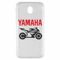 Чохол для Samsung J7 2017 Yamaha Bike