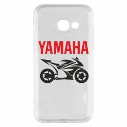 Чохол для Samsung A3 2017 Yamaha Bike