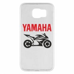 Чохол для Samsung S6 Yamaha Bike