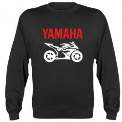 Реглан (свитшот) Yamaha Bike