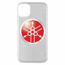 Чехол для iPhone 11 Pro Yamaha Logo 3D