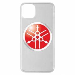 Чехол для iPhone 11 Pro Max Yamaha Logo 3D