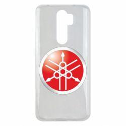 Чохол для Xiaomi Redmi Note 8 Pro Yamaha Logo 3D