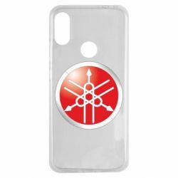 Чохол для Xiaomi Redmi Note 7 Yamaha Logo 3D