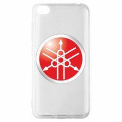 Чохол для Xiaomi Redmi Go Yamaha Logo 3D