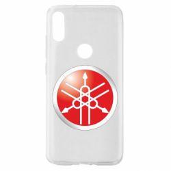Чехол для Xiaomi Mi Play Yamaha Logo 3D