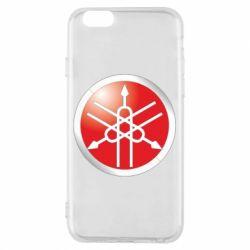 Чехол для iPhone 6/6S Yamaha Logo 3D
