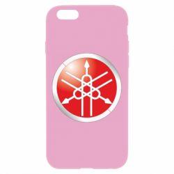 Чехол для iPhone 6 Plus/6S Plus Yamaha Logo 3D