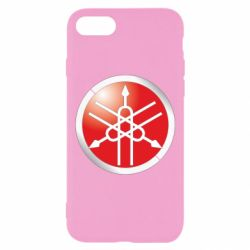 Чехол для iPhone 7 Yamaha Logo 3D