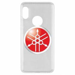 Чохол для Xiaomi Redmi Note 5 Yamaha Logo 3D