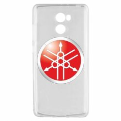 Чохол для Xiaomi Redmi 4 Yamaha Logo 3D