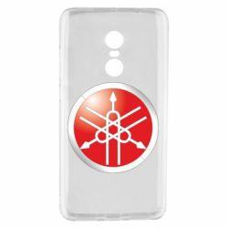 Чохол для Xiaomi Redmi Note 4 Yamaha Logo 3D