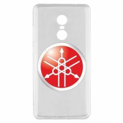 Чохол для Xiaomi Redmi Note 4x Yamaha Logo 3D