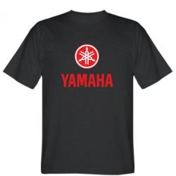 Футболка Yamaha Logo(R+W)