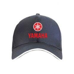 кепка Yamaha Logo(R+W) - FatLine