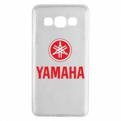 Чехол для Samsung A3 2015 Yamaha Logo(R+W)