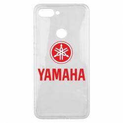 Чехол для Xiaomi Mi8 Lite Yamaha Logo(R+W)