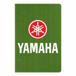 Блокнот А5 Yamaha Logo(R+W)