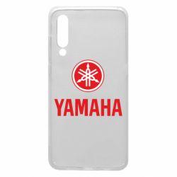 Чехол для Xiaomi Mi9 Yamaha Logo(R+W)