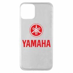 Чехол для iPhone 11 Yamaha Logo(R+W)