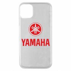 Чехол для iPhone 11 Pro Yamaha Logo(R+W)