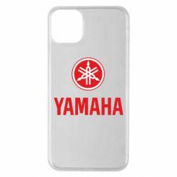 Чехол для iPhone 11 Pro Max Yamaha Logo(R+W)