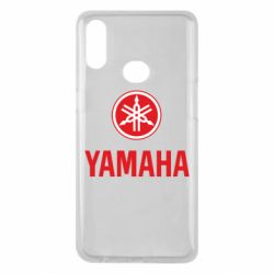 Чехол для Samsung A10s Yamaha Logo(R+W)