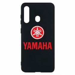 Чехол для Samsung M40 Yamaha Logo(R+W)