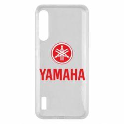 Чохол для Xiaomi Mi A3 Yamaha Logo(R+W)