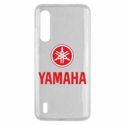 Чехол для Xiaomi Mi9 Lite Yamaha Logo(R+W)