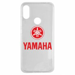 Чохол для Xiaomi Redmi Note 7 Yamaha Logo(R+W)
