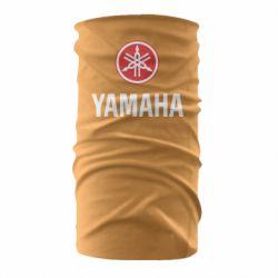Бандана-труба Yamaha Logo(R+W)