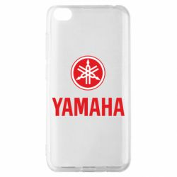 Чохол для Xiaomi Redmi Go Yamaha Logo(R+W)