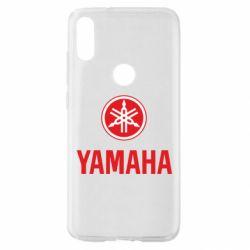 Чехол для Xiaomi Mi Play Yamaha Logo(R+W)