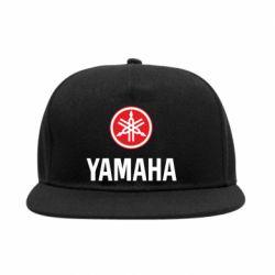 Снепбек Yamaha Logo(R+W) - FatLine