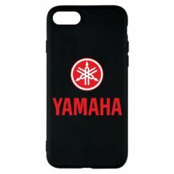 Чехол для iPhone 7 Yamaha Logo(R+W)