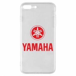 Чехол для iPhone 7 Plus Yamaha Logo(R+W)