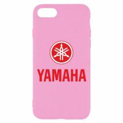 Чехол для iPhone 8 Yamaha Logo(R+W)
