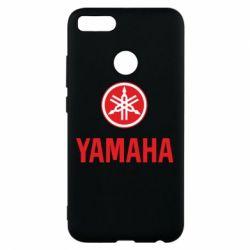 Чехол для Xiaomi Mi A1 Yamaha Logo(R+W)