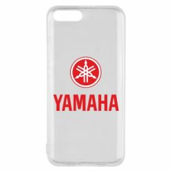 Чехол для Xiaomi Mi6 Yamaha Logo(R+W)