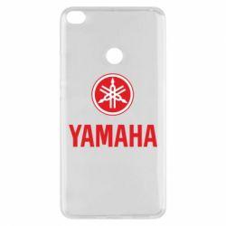 Чохол для Xiaomi Mi Max 2 Yamaha Logo(R+W)