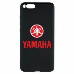 Чохол для Xiaomi Mi Note 3 Yamaha Logo(R+W)