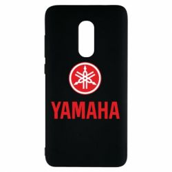 Чохол для Xiaomi Redmi Note 4 Yamaha Logo(R+W)
