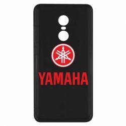 Чохол для Xiaomi Redmi Note 4x Yamaha Logo(R+W)