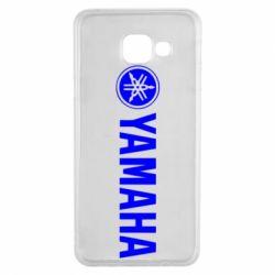 Чехол для Samsung A3 2016 Yamaha Logo