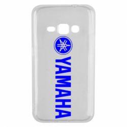 Чехол для Samsung J1 2016 Yamaha Logo